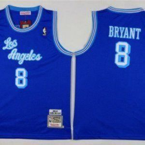 Youth Los Angeles Lakers #8 Kobe Bryant Jersey